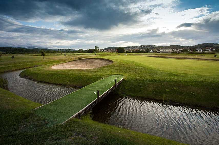 Rhos Golf Club website
